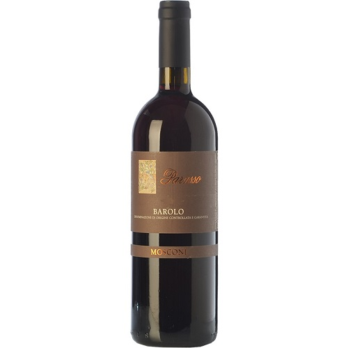 PARUSSO - Barolo DOCG Mosconi - 2015 - 750ml - Italy - Red Wine
