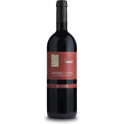 PARUSSO - Barbera D'Alba Superiore DOC - 2017 - 750ml - Italy - Red Wine