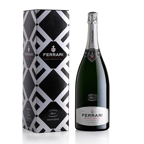 FERRARI - Maximum Brut - Trento DOC - 750ml - UK
